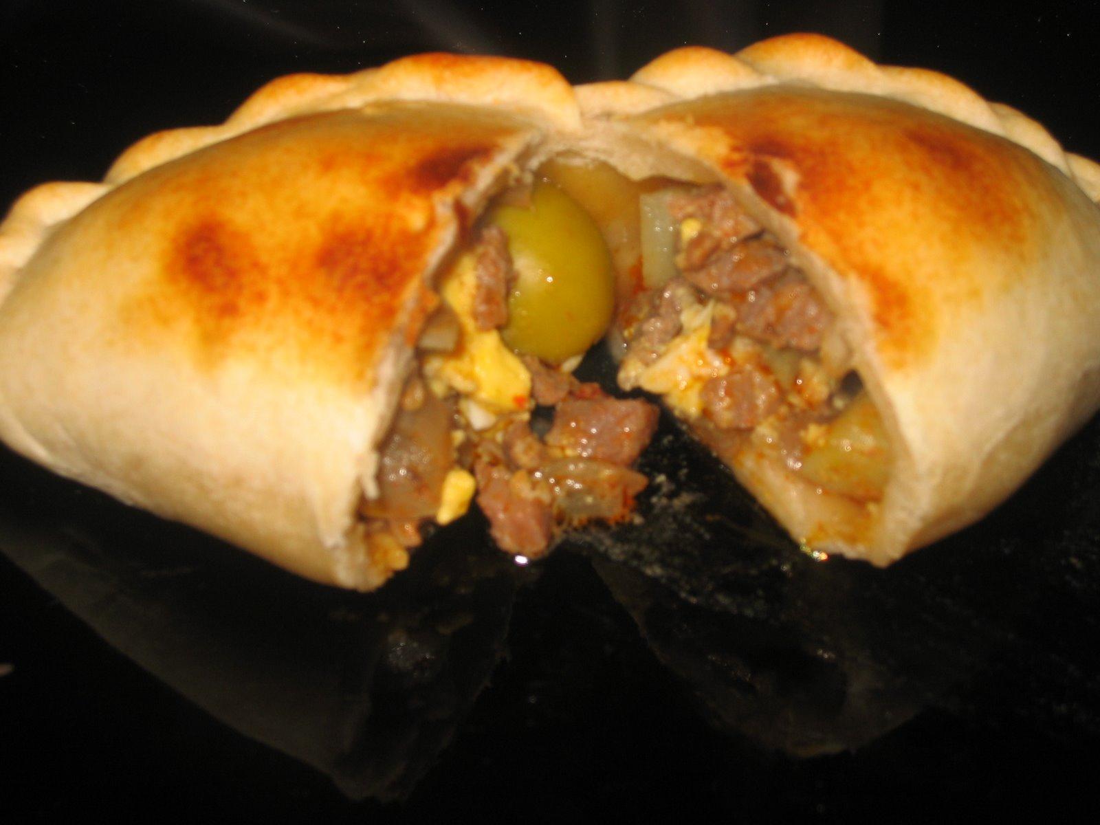 Argentinian empanadas recipe | karinaculinaryworld